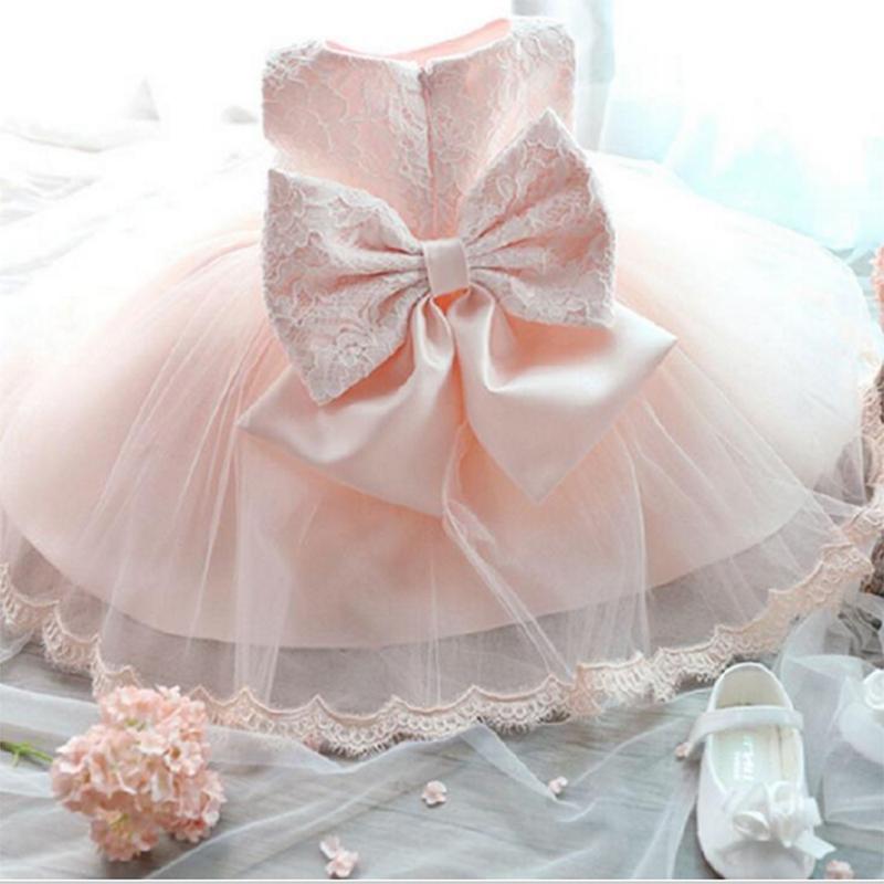 Kız Çocuk Elbise Pembe